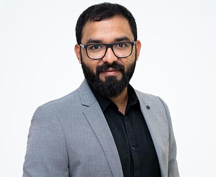 Najmudheen Rahman - Managing Partner